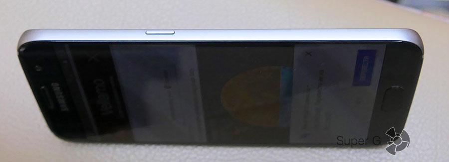 Толщина Смартфона Samsung Galaxy S7