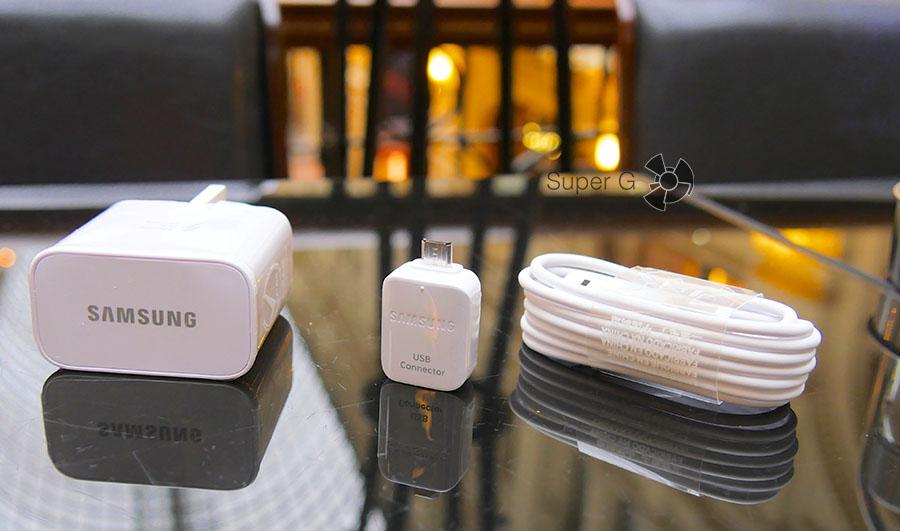 Samsung Galaxy S7 комплектация