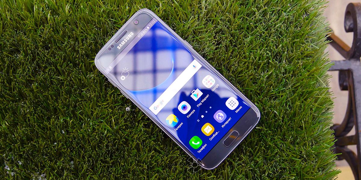 Обзор Samsung Galaxy S7 SM-930 - эволюция во всем