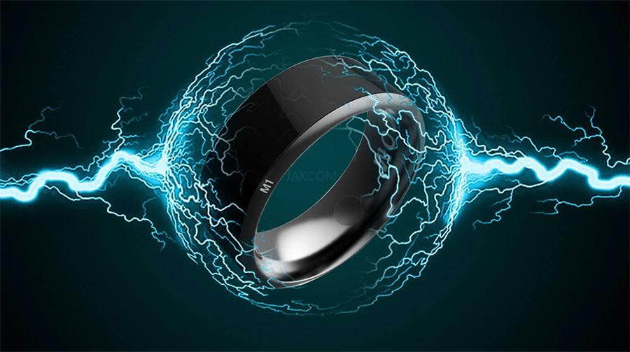 Smart Ring R3 не имеет встроенной батареи