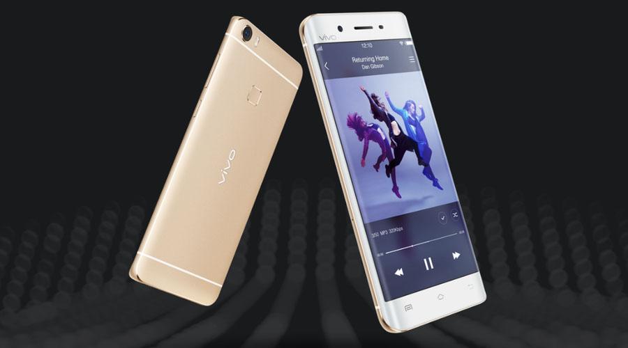 vivo Xplay 5 Elite - смартфон с изогнутым дисплеем и 6 ГБ оперативной памяти