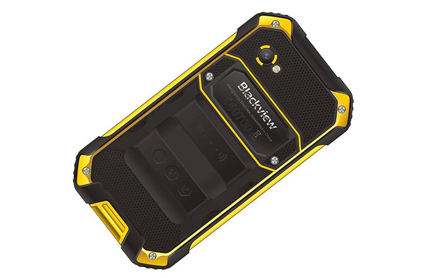 Задняя крышка смартфона Blackview BV6000