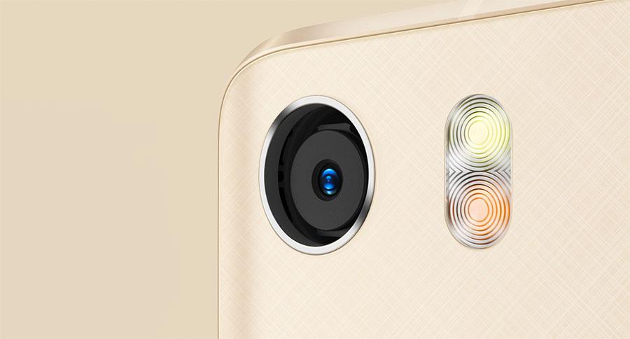 Золотой Xiaomi Mi5