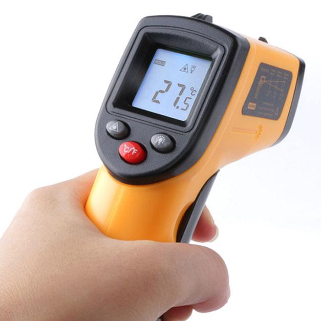 ИК термометр GM320