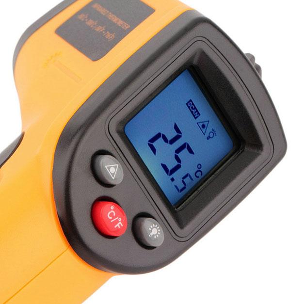 Инфракрасный термометр GM320