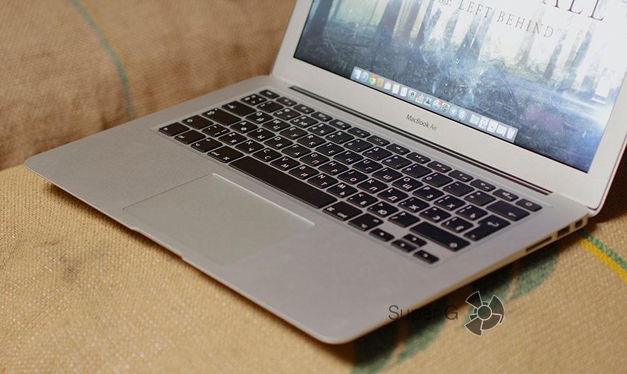 Клавиатура MacBook Air 13 A1466