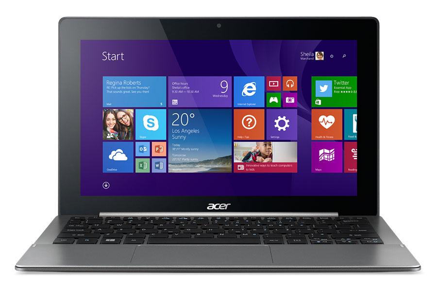 Ноутбук Acer Aspire Switch 11 V