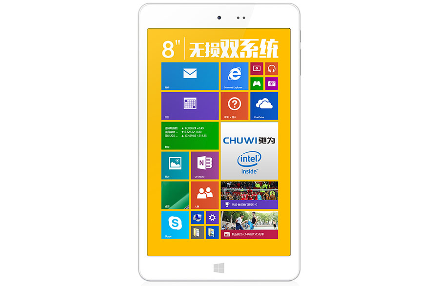 Планшет Chuwi Hi8 Pro с Windows 10 и Android 5.1