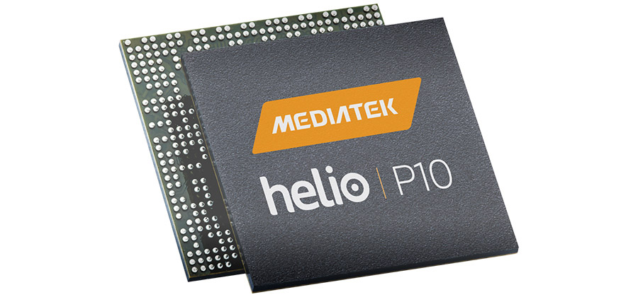 Процессор MediaTek Helio P10 MT6755
