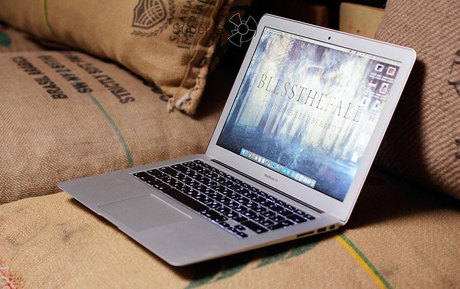 Тестирование MacBook Air 13 A1466