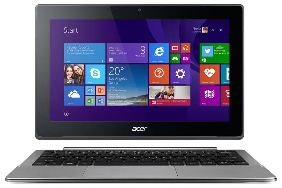 Acer Aspire Switch 11 V ноутбук-трансформер