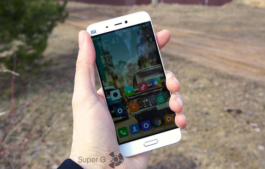 Xiaomi Mi5 модели