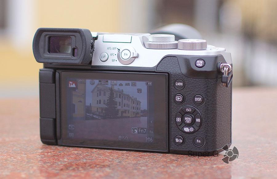 Panasonic DMC-GX8Н примеры фотографий