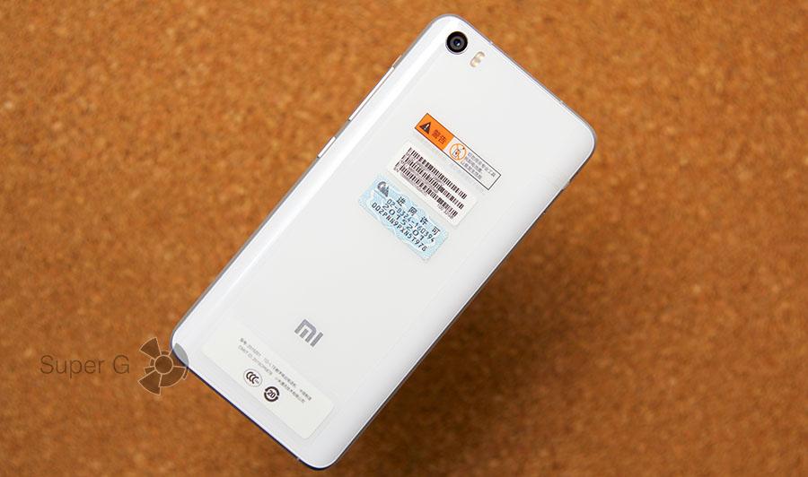 Фирменные наклейки, оригинальный Xiaomi Mi5