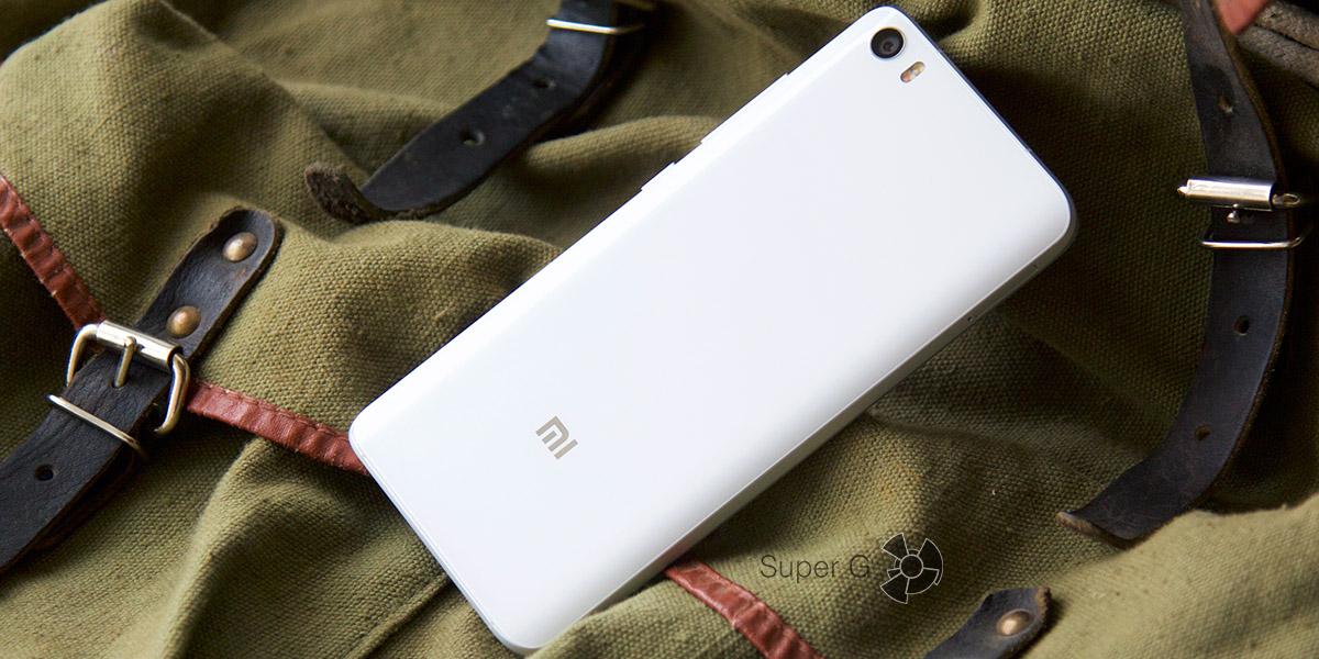 Xiaomi Mi5 отзыв