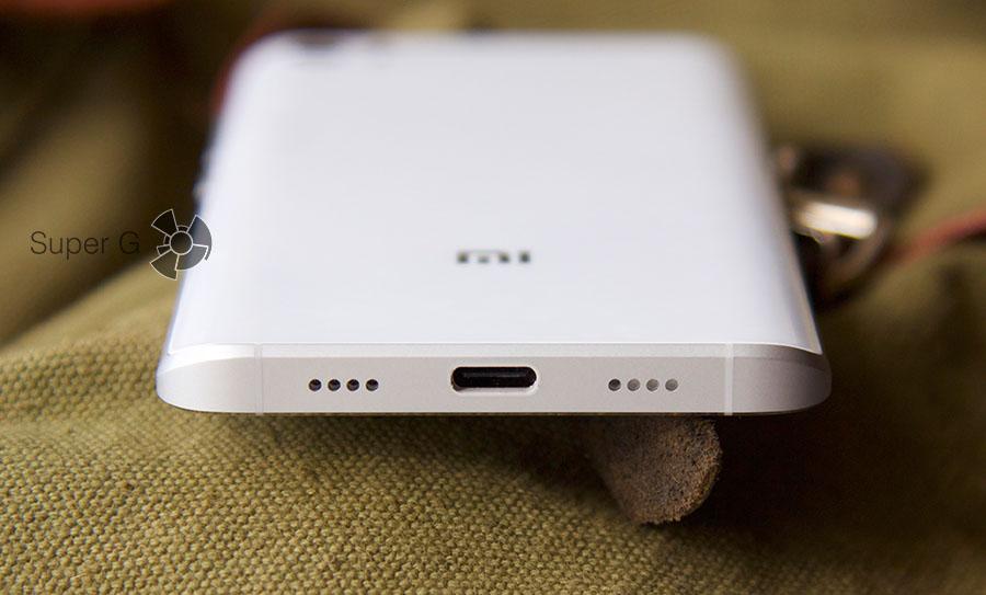 USB Type-C разъем в Xiaomi Mi5