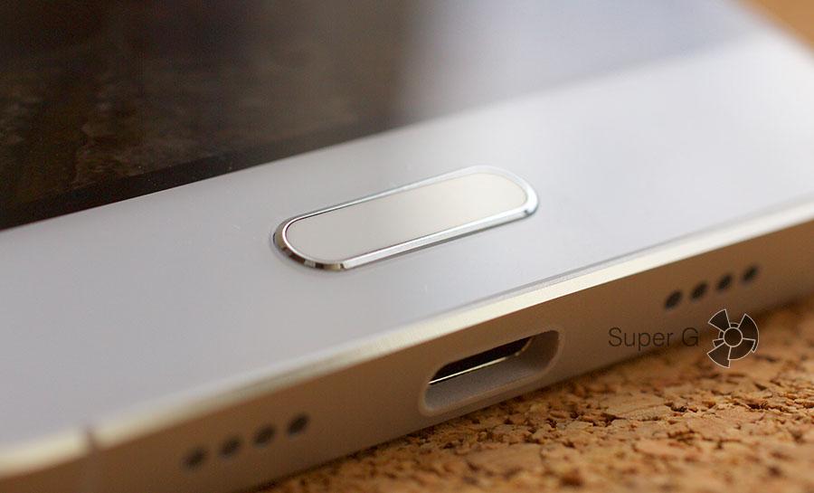 Сканер отпечатков пальцев Xiaomi Mi5