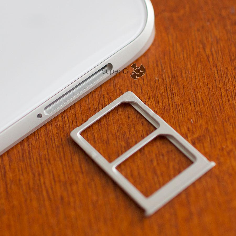 Xiaomi Mi5 поддерживает две Nano SIM-карты