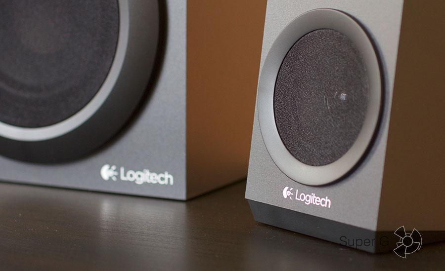 Logitech Z333 качество звука