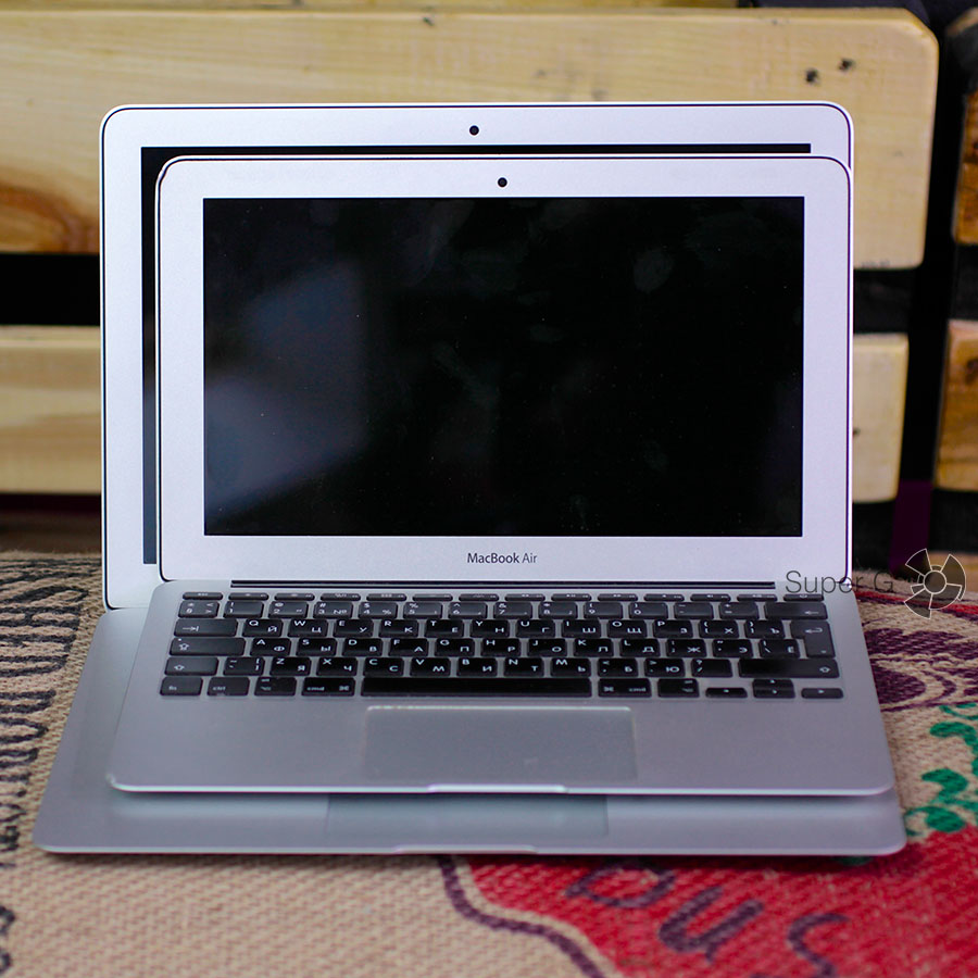 MacBook Air 13 A1466 сравнение с MacBook Air 11 2012