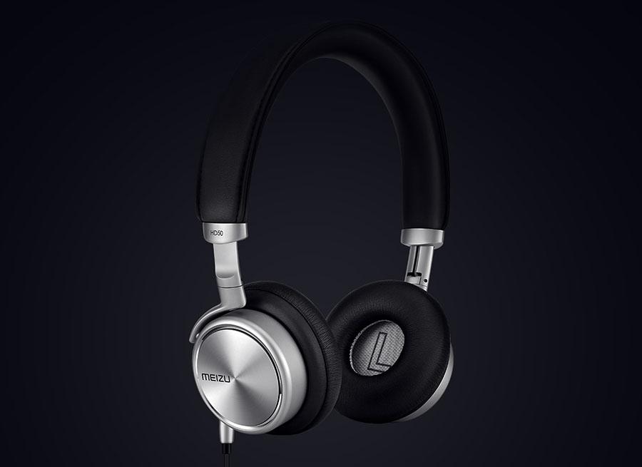 Meizu HD50 черная купить