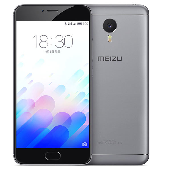 Meizu M3 Note черный