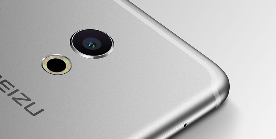 Meizu Pro 6 вспышка с 10 светодиодами, расположенным по кругу