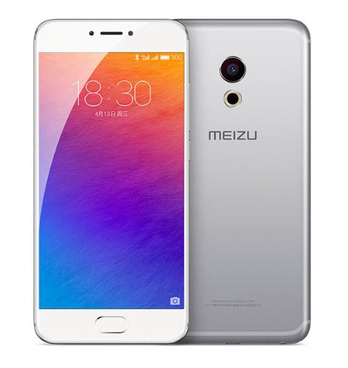 Meizu Pro 6 серебристо-белый