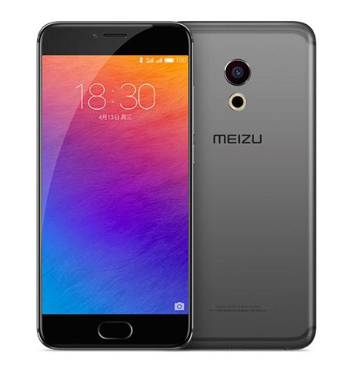 Meizu Pro 6 черный