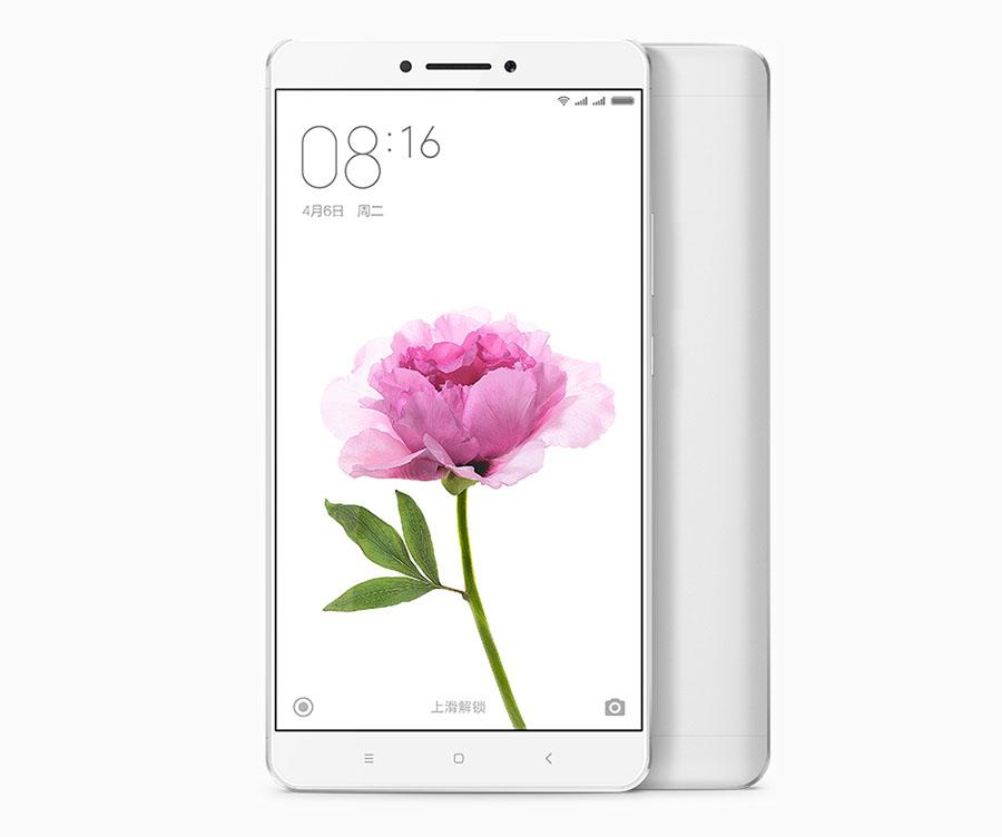 Белый Xiaomi Mi Max