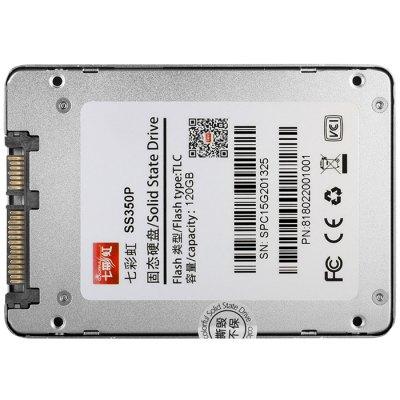 Жесткий диск SSD Colorful SS350P 120 ГБ