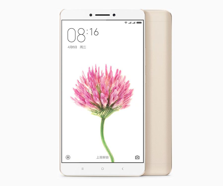 Золотой Xiaomi Mi Max