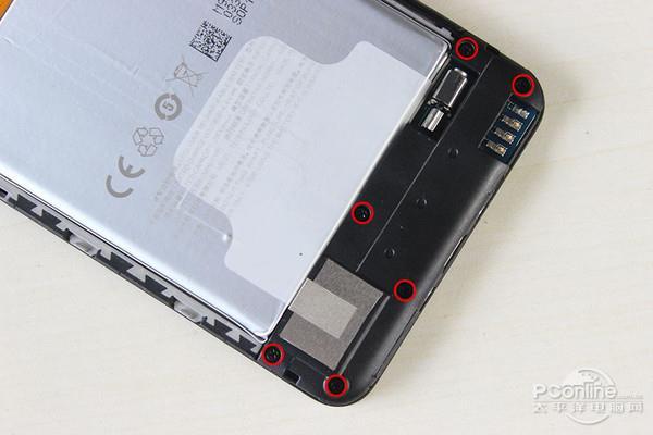 Как разобрать Meizu M3 mini