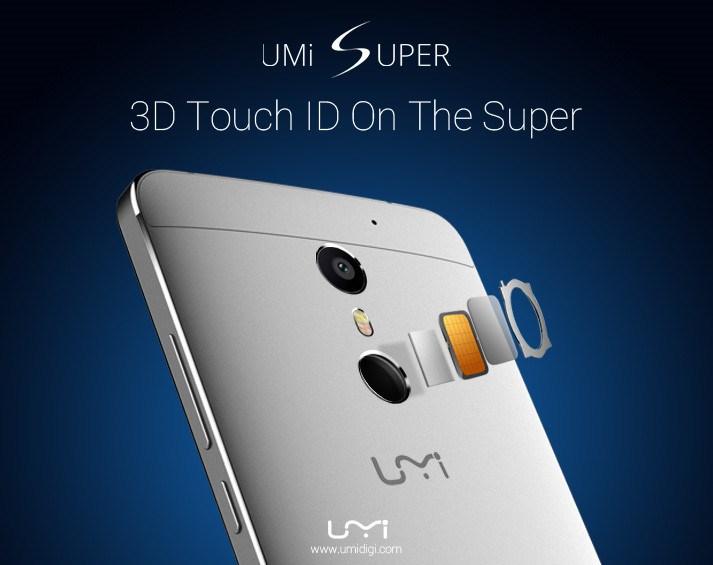 Камера UMi Super