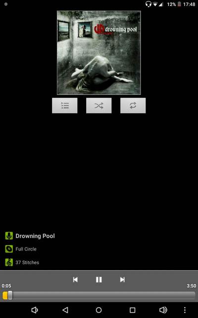 Музыкальный проигрыватель для Teclast TPad P80 3G