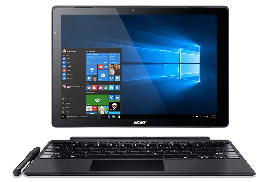 Ноутбук 2-в-1 Acer Aspire Swich Alpha 12