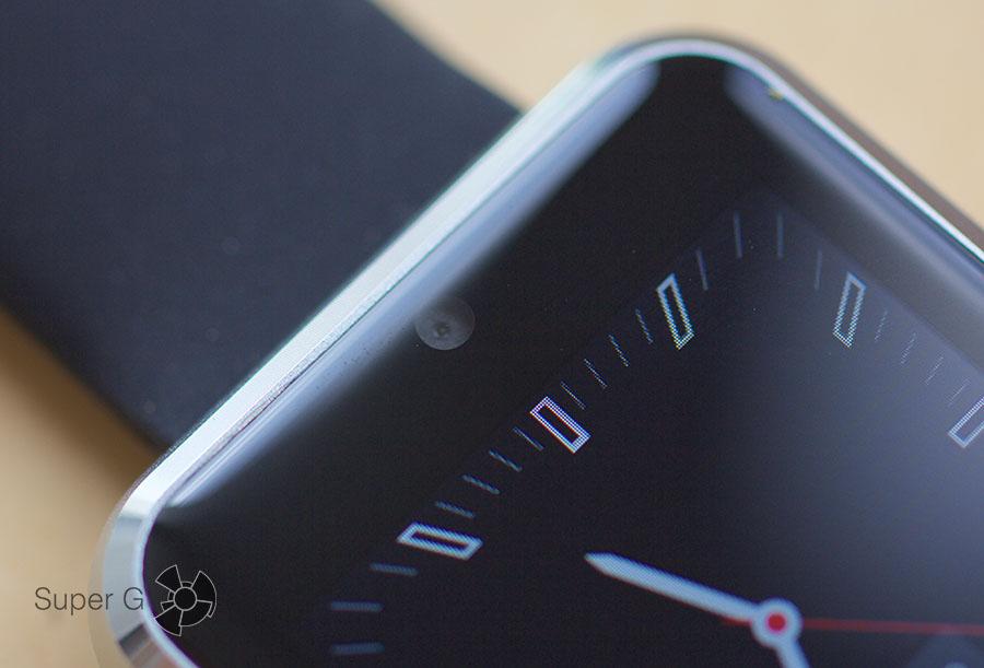 Разрешение дисплея умных часов Haier Watch V1