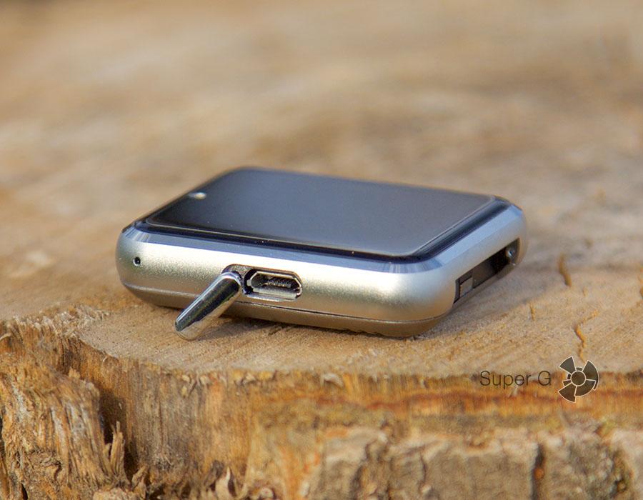 Разъем Micro USB Haier Watch V1