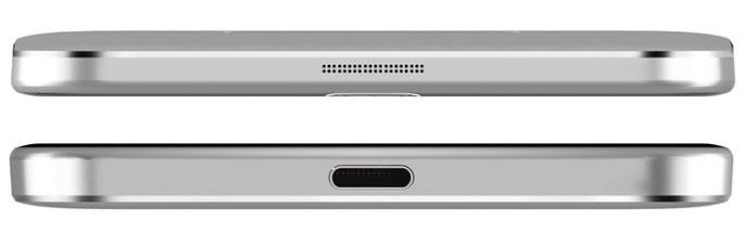 Разъем USB Type-C и динамик CUBOT S9
