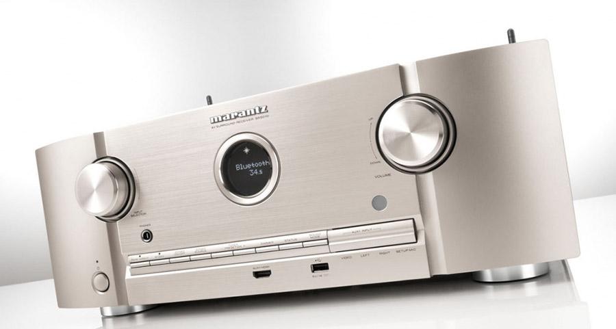 Ресивер Marantz SR5010 с поддержкой Dolby Atmos