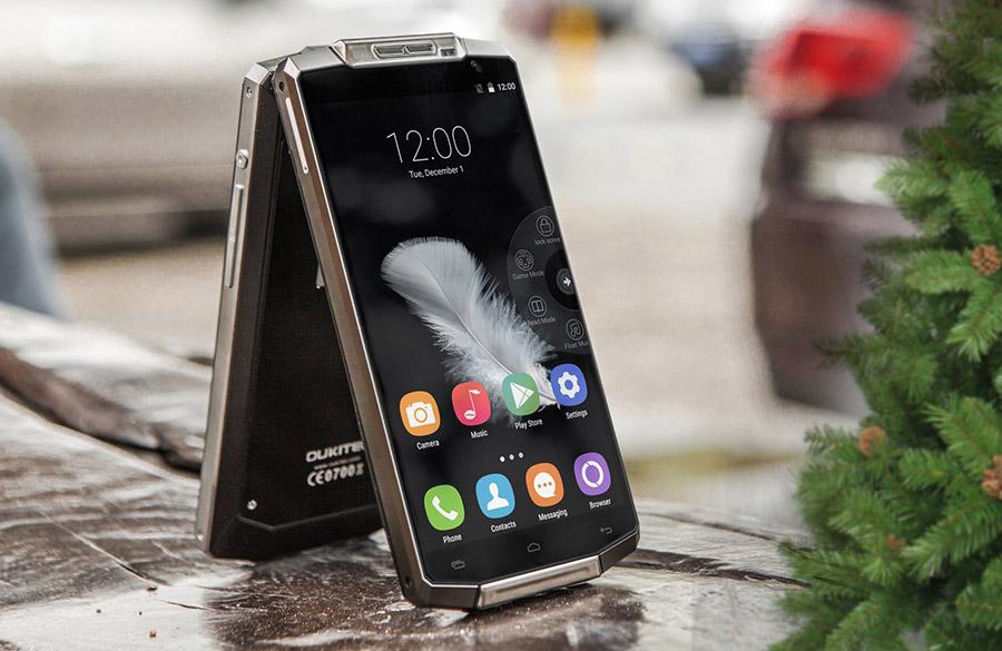 Сравнение смартфона Oukitel K10000