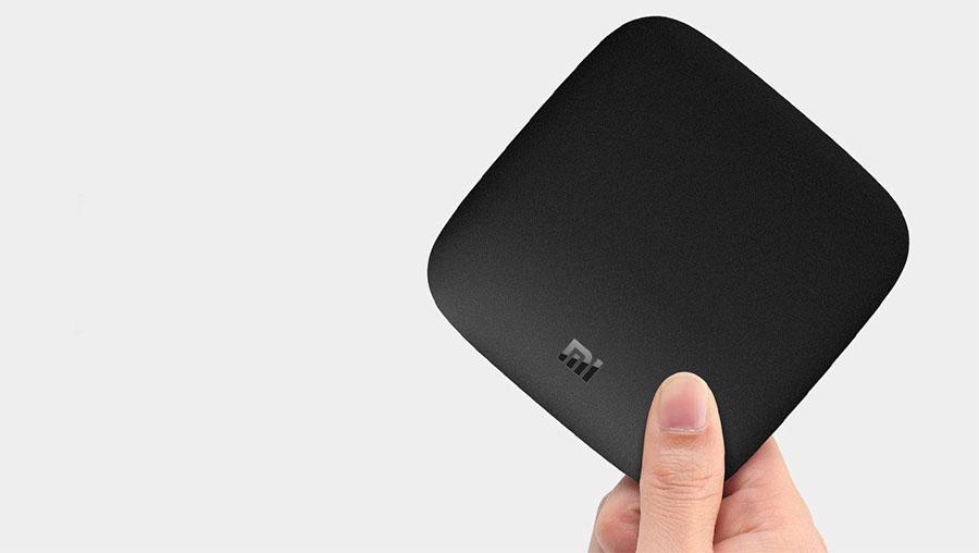 ТВ-бокс Xiaomi Mi Box 4K