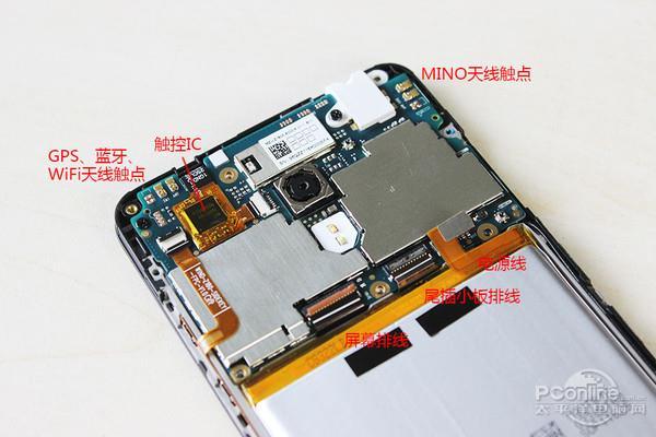 Что есть что внутри Meizu M3