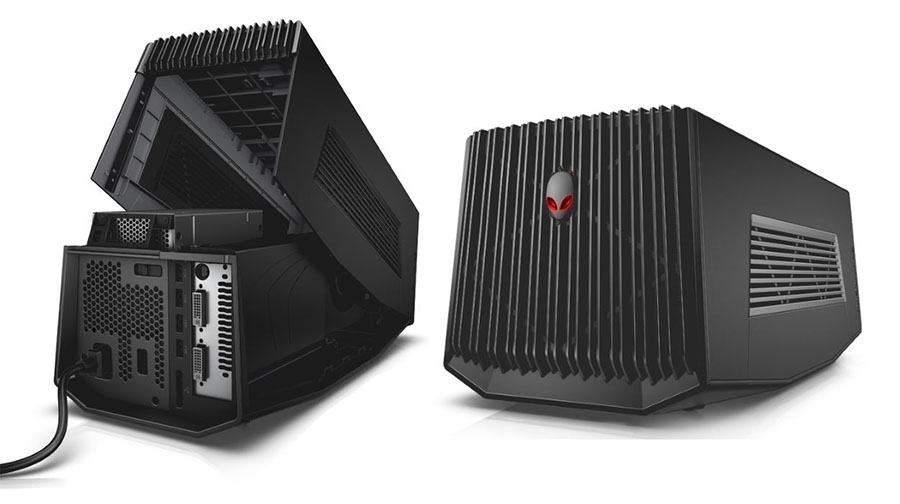 Alienware Graphics Amplifier внешняя видеокарта для Dell Alienware 13