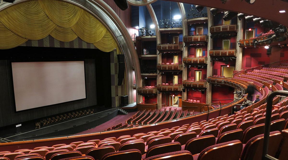 Dolby Theatre в Лос-Анджелесе