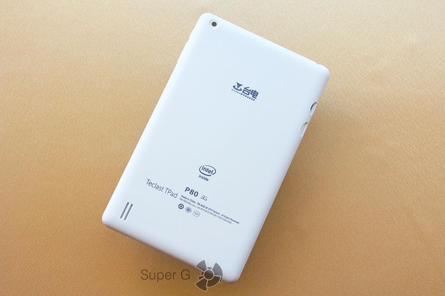 Белый Teclast TPad P80 3G