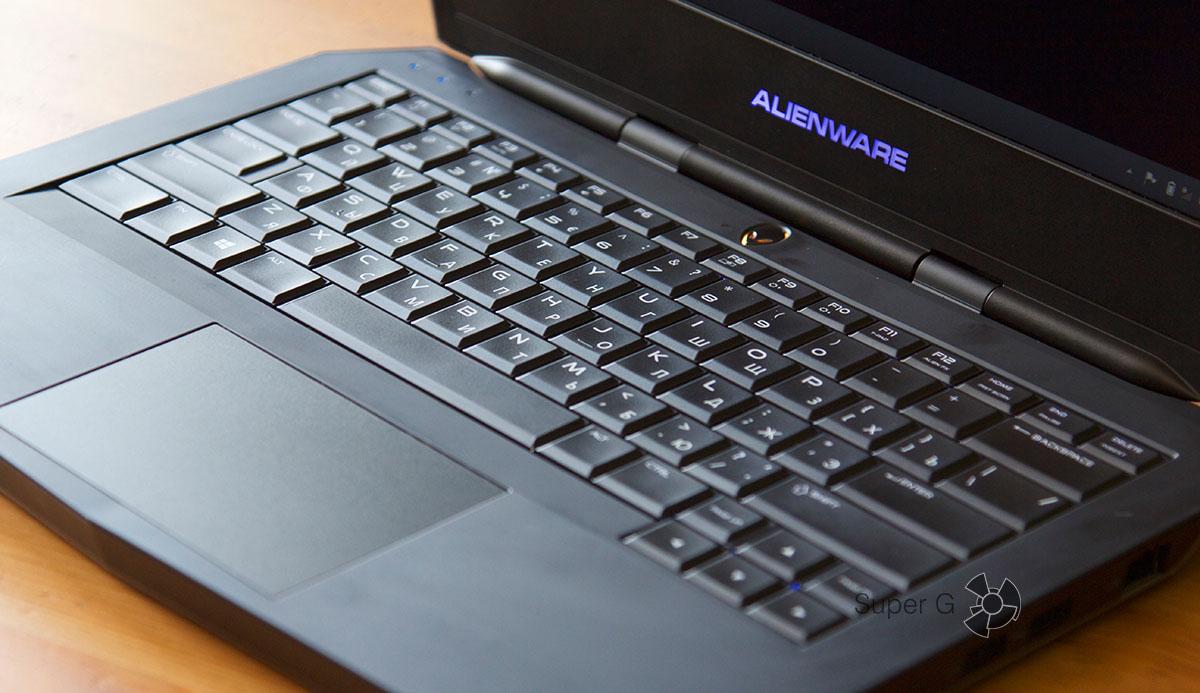 Клавиатура Dell Alienware 13