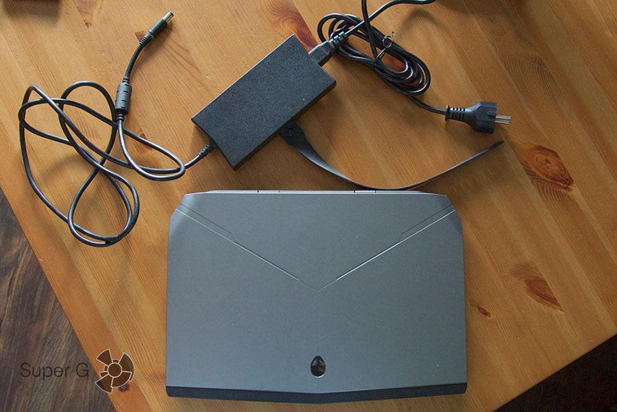 Блок питания (зарядка) для Dell Alienware 13