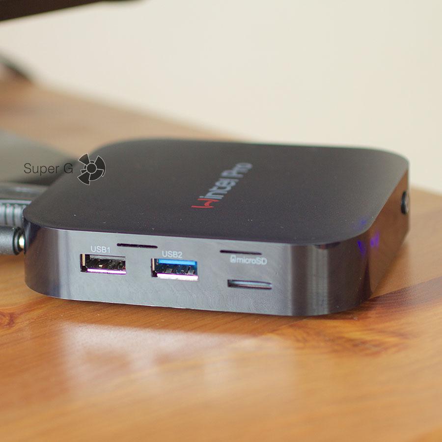Wintel W8 Pro память