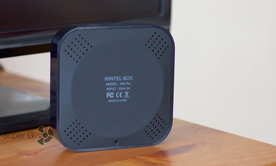 Донышко Wintel W8 Pro